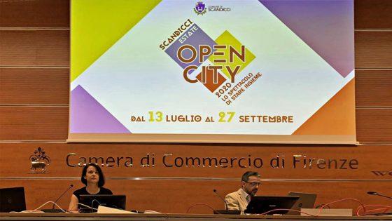 'Open City', Scandicci presenta la sua Estate ai tempi del Coronavirus