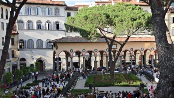 Giardini, aree verdi e fontanelli, Palazzo Vecchio li riapre