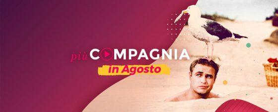 Film, documentari e lezioni di cinema con Più Compagnia ad agosto!