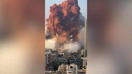 "Beirut: Firenze in aiuto, ""noi ci siamo"""