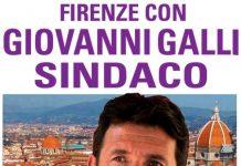 Giovanni Galli, manifesto elettorale