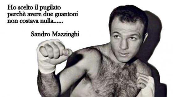 Sandro Mazzinghi, ex campione del mondo superwelter, è morto