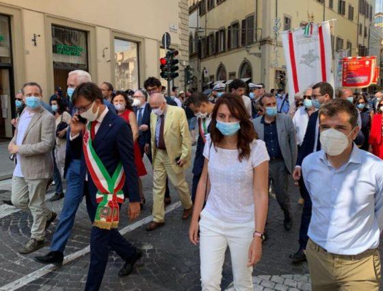 Ceccardi a Liberazione Firenze, è polemica.