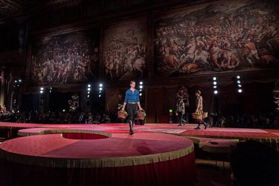La Firenze di Dolce & Gabbana 'rinata' o inginocchiata?