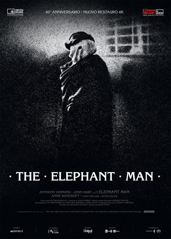 The Elephant man in versione restaurata torna al cinema
