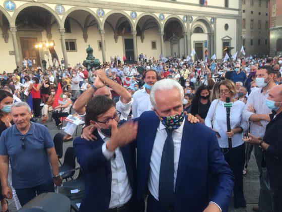 Nardella, popolo democratico farà vincere Giani