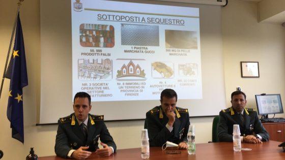 Lucca: falsa pelletteria, 7 arresti in operazione Gdf