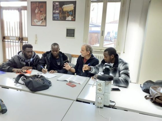 Cospe: imparare l'italiano con la #poesiaintramvia, speciale radiofonico
