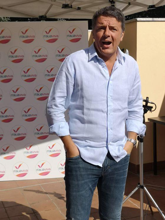 Renzi: Italia viva vi sorprenderà, noi decisivi per vittoria Giani