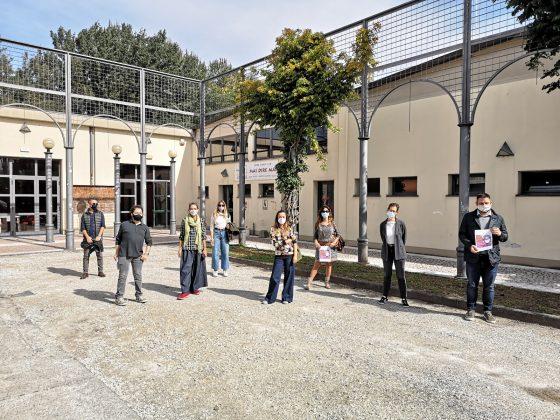Il Foro Boario si colora, coi graffiti e i murales dei giovani lucchesi