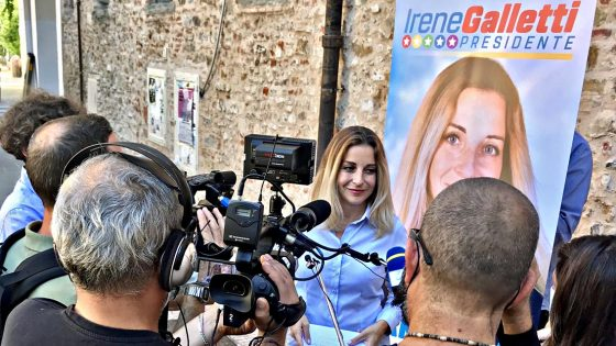 Irene Galletti, M5S, presenta un piano verso rifiuti zero