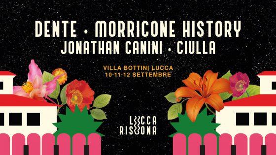 Lucca Risuona, dal 10 al 12 settembre a Villa Bottini
