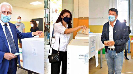 Toscana, alle ore 12 ha votato il 14,67%, dichiarazioni candidati