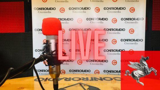 Regionali: Controradio live dalle 15.00 con ospiti e inviati