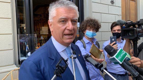 """Mallegni (FI): """"sento clima positivo, centrodestra può vincere in Toscana"""""""