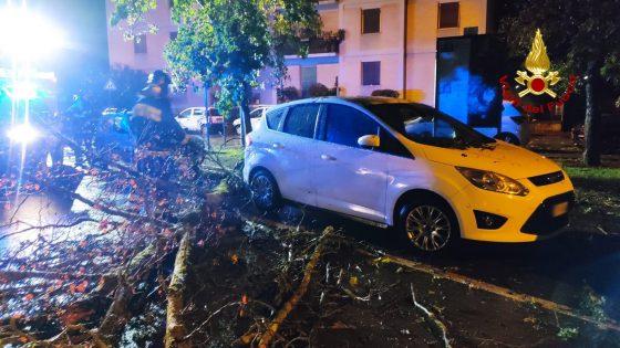 Maltempo in Toscana, dichiarato lo stato d'emergenza regionale