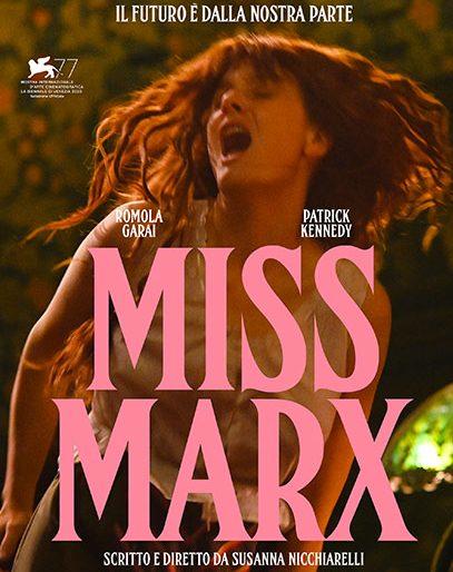 """""""Miss Marx"""" in lingua originale all'Odeon di Firenze"""