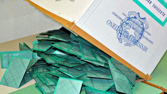 Elezioni Regionali, dati non completi per verifiche in 17 sezioni