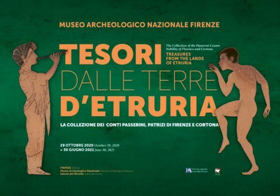 Tesori dalle terre d'Etruria. Al Museo Archeologico Nazionale fino al 30 giugno