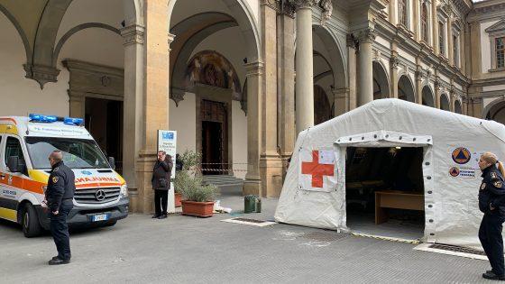 Coronavirus in Toscana: 2.336 nuovi casi, età media 45 anni, 16 decessi