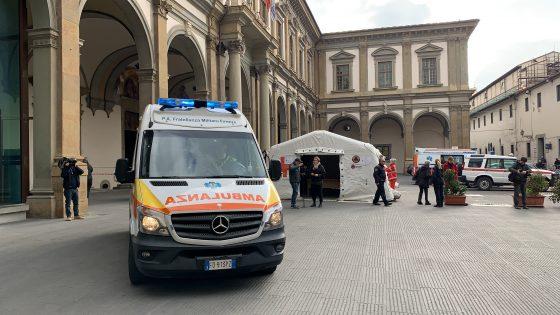 Coronavirus in Toscana: 1.892 nuovi casi, età media 46 anni, 44 decessi