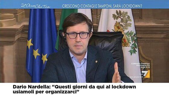 Nardella, se necessario lockdown lo si faccia