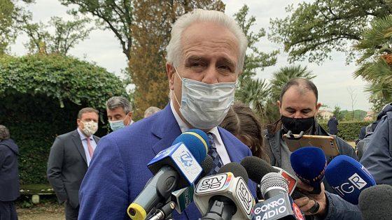 """Coronavirus, Giani: """"Già 5mila assunzioni a tempo indeterminato per potenziare il sistema"""""""