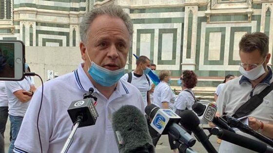 Nursind, oltre 500 casi Covid nel personale sanitario in ottobre