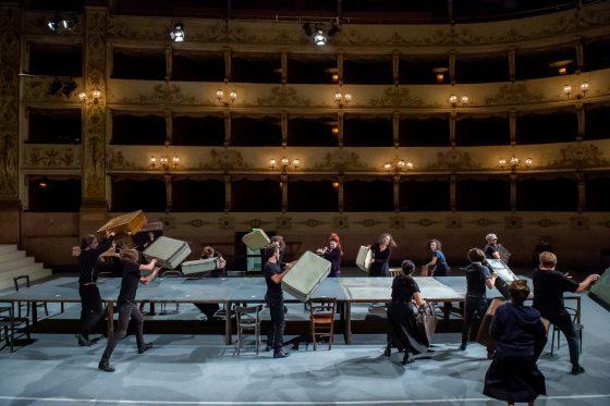 """In scena """"The Dubliners"""" di Joyce al Teatro della Pergola di Firenze"""
