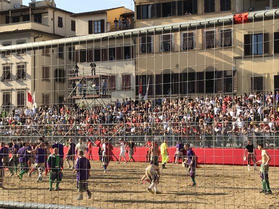 Calcio Storico Fiorentino: Pubblicato il bando per la cessione in esclusiva dei diritti tv