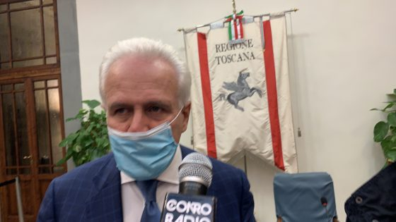Covid: in 1 mese 500 letti a ex Polo Prato