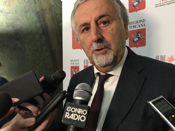 Tpl, Toscana: ex assessore  Ceccarelli indagato
