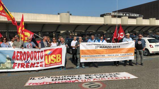 Toscana Aeroporti Handling: sindacati, Regione Toscana pronta a confronto