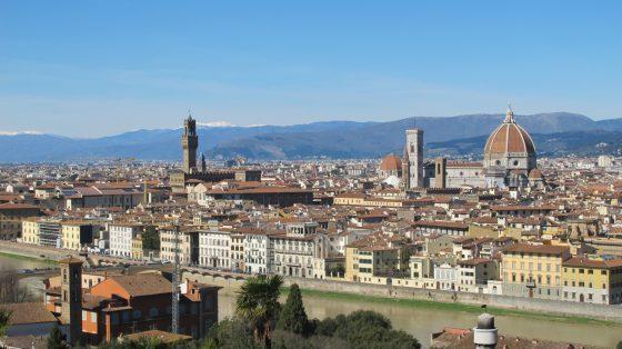 """Firenze è premiata come """"migliore destinazione creativa"""" d'Italia"""