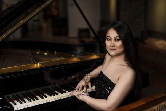 Preludio di Stagione alla Pergola: la pianista Jin Ju, musiche di L. van Beethoven