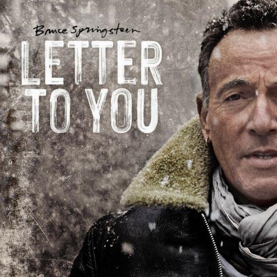 """Disco della Settimana: Bruce Springsteen """"Letter To You"""""""
