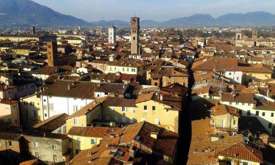 Lucca: Stop alla circolazione di veicoli inquinanti e all'accensione dei caminetti da domani