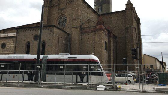 Tramvia Firenze: 8 febbraio servizio non garantito fascia 10-14, sciopero nazionale trasporti