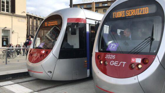 Dpcm: tramvia Firenze attiva riduzione passeggeri al 50%