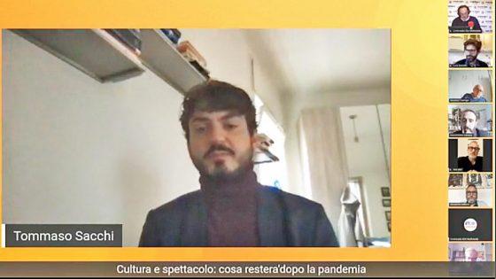 Tommaso Sacchi: Firenze per Stati Generali della musica dal Vivo