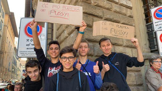Ambiente: Fridays For Future Italia scrive una lettera al governo per un piano alternativo