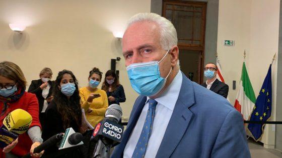 """Giani: """"Oggi ordinanza su restrizioni visite ospedali"""""""