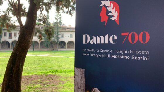 Dante torna a Firenze negli scatti di Massimo Sestini