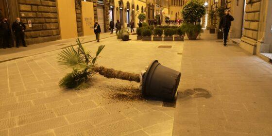 Manifestazione Firenze, 4 arresti e 20 denunciati