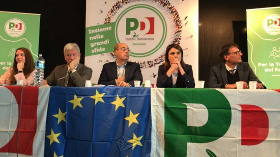 Pd: area zingarettiani, fuori nuova segreteria Toscana