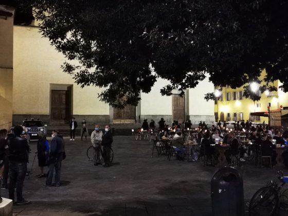 Mascherine obbligatorie venerdì e sabato dalle 19 alle 6 in centro Unesco a Firenze