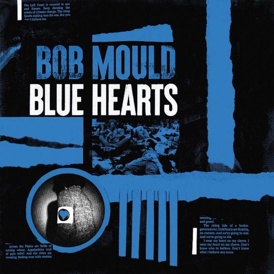 """Disco della settimana: Bob Mould """"Blue Hearts"""""""