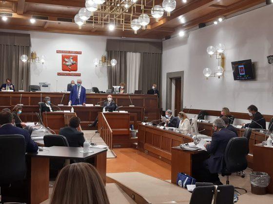 Giani presenta 7 assessori, entro mercoledì le deleghe