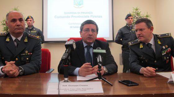 Casalesi in Toscana. 34 misure cautelari e sequestri per 8 mln