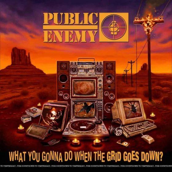 "Disco della settimana: Public Enemy ""What You Gonna Do When The Grid Goes Down?"""